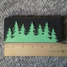 Jim Holtz Alterations, Sizzix Tree Line Die, Gently Used