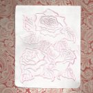 Sizzix Embossing Folder, Roses, Gently Used