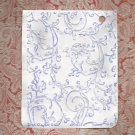 Sizzix Embossing Folder, Floral Design, Gently Used