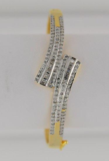 Uniquely designed fashion jewelry Bangle_BN0058