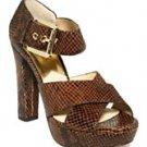 Michael Michael Kors Shoes, Ines Platform Sandals Now.$79.99