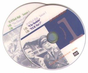 12 O'clock High Season 1 Deluxe CRITERION Gift Edition