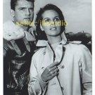 CHRIS ROBINSON & CLAUDINE LONGET 12 O'clock High RARE 4x6 PHOTO MINT CONDITION #44