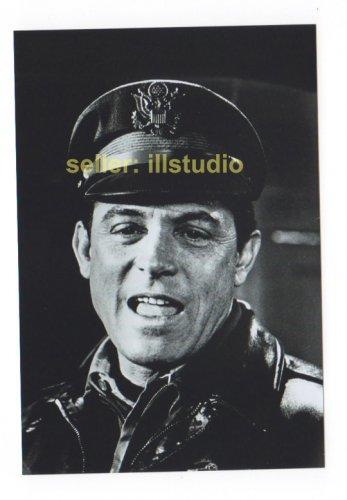 PAUL BURKE as Col. Gallagher 12 O'clock High RARE 4x6 PHOTO MINT CONDITION #49