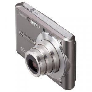 Casio Exilim EX-S500 5MP Digital Camera with 3x Anti Shake Optical Zoom (Grey)