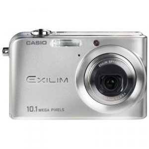 Casio Exilim EX-Z1000 10.1MP Digital Camera with 3x Anti Shake Optical Zoom (Silver)