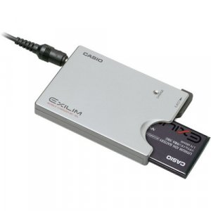 Casio BC-10L Exilim External Battery Charger for NP-20 Batter