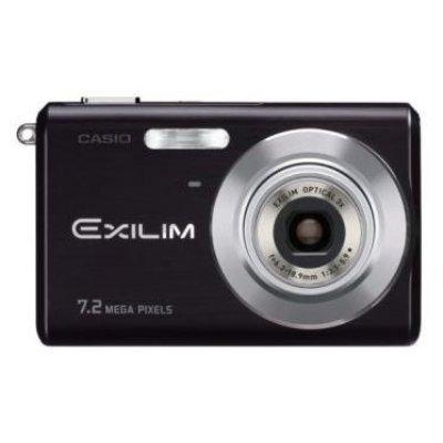 Casio Exilim EX-Z70 7.2MP Digital Camera with 3x Anti Shake Optical Zoom (Black)