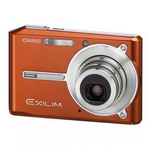 EXILIM EX-S600 6.0 MEGAPIXEL 3X OPTICAL ZOOM DIGITAL CAMERA ORANGE