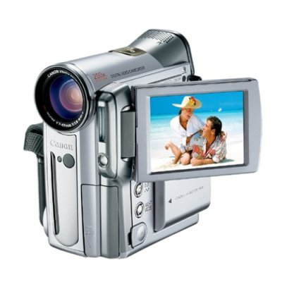 CANON OPTURA 500 MINI DV VIDEO CAMCORDER