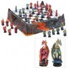Dragon`s Realm Chess Set # 13210
