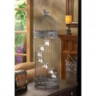 Birdcage Staircase Candle Stand #D1232