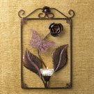 Enchanted Tealight Candle Wall Sconce # 13925