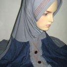 Abaya Hijab Turban Fatta Endine Muslim Cap
