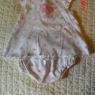 Carter's Newborn Sundrress w/ butterflies on it