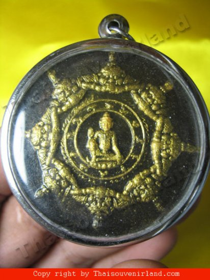 1174-JA-TU-RA-KAM-RAM-MA-TEP PRIEST THAI AMULET REAL