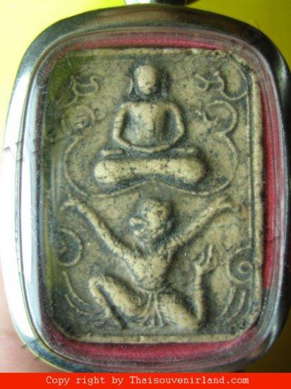 1135-PHA-LP. PARN-PIM-HA-NA-MAN LP. PRAN THAI AMULET RE