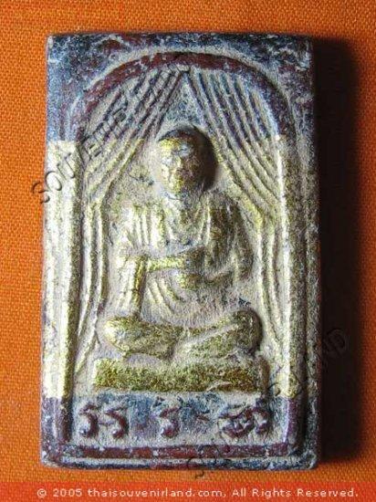 0090-VINTAGE THAI BUDDHA AMULET SOMDEJ TOH WAT RA-KANG