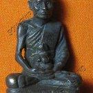0458-THAI BUDDHA AMULET FIGURE LP PITT KA-MUNG ANCIENT