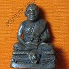 0443-THAI BUDDHIST AMULET FIGURE LP PERN ANCIENT REAL