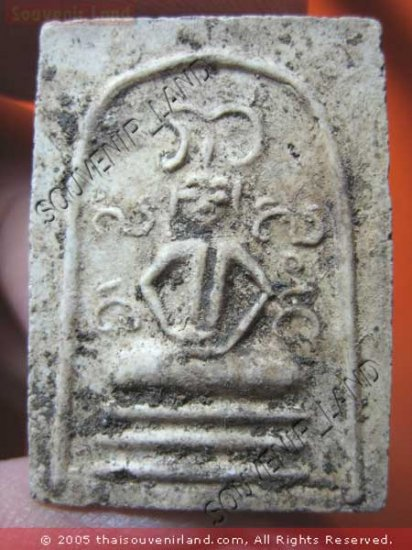 1041-OLD THAI BUDDHA AMULET SOMDEJ O-RA-HANG WAT RAKANG
