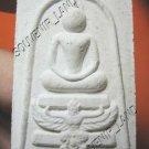 0973-REAL THAI BUDDHA AMULET CHARM SOMDEJ  LP PAIR MONK