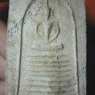 0948-BUDDHA AMULET THAI CHARM TABLET SOMDEJ LP GUYE