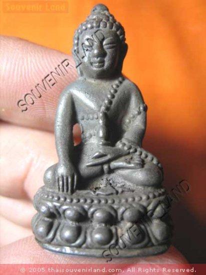 0934-THAI BUDDHA AMULET PHA KRING JOW-KUN-NOR YEAR 1970