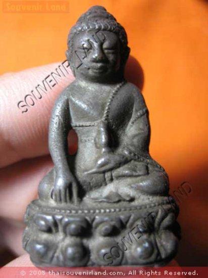 0908-THAI BUDDHA AMULET PHA KRING CHINABACHORN  LP TIM