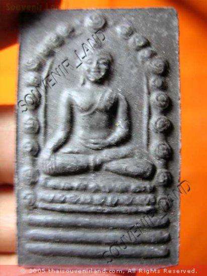 0886-THAI BUDDHA AMULET JA-TU-KAM RAMA SOMDEJ SI-HING