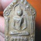0866-OLD THAI BUDDHA AMULET KHUN-PAEN PLAI KUMAN LP TIM