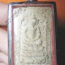 0770-OLD THAI BUDDHA AMULET SOMDEJ O-RA-HANG WAT RAKANG