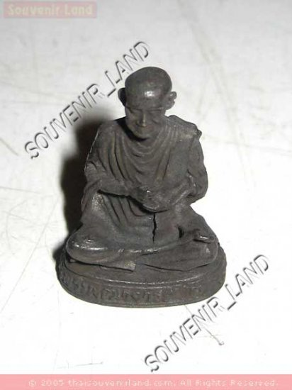0692-THAI BUDDHA AMULET FIGURE SOMDEJ TOH OLD REAL