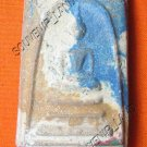0582-THAI BUDDHA AMULET TABLET SOMDEJ LP PAIR RAINBOW