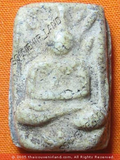 0555-THAI BUDDHA AMULET TALISMAN MONK LP PRAKE MAGIC