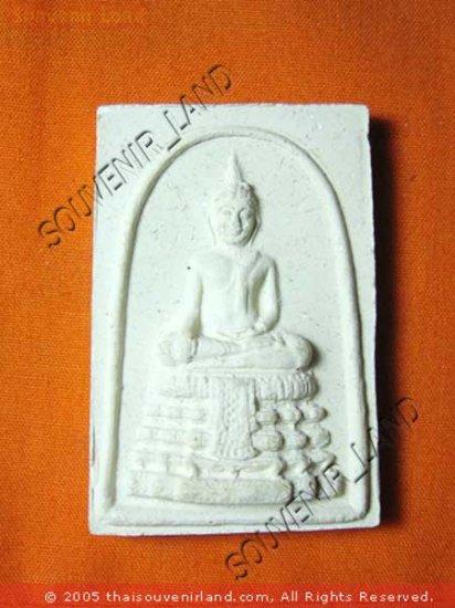 0141-REAL THAI BUDDHA AMULET SOMDEJ WAT RAI-KING RARE