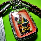 9998-THAI REAL AMULET LOCKET CHINESE GOD LUCKY FAST RICH HAPPY WEALTH AJHAN NING