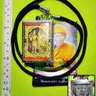 6150-THAI REAL AMULET PENDANT BUTTERYFLY CUPID LOVE ATTRACT LP INN SPECIAL EDIT