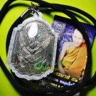 9812-REAL AMULET THAI PHRA-NARAI KINDLY GOD RIDE GARUDA 3 MONTH BLESSING LP NONG