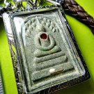 6884-THAI REAL AMULET SOMDEJ GEMS ELEPHANT GOD MORE MERCY SUCCESS RICH LP KOON