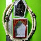 7367-THAI REAL AMULET KHUN-PAEN FULL 108 ALPHABET SACRED YHAN LP THONGDUM TAKUD