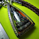 6876-THAI REAL AMULET PHA-KRING BELL ATTRACT MONEY CASH FAST RICH LP KOON COPPER