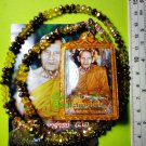 9816-LOCKET MONK PHOTO PENDANT AMULET THAI LUCKY RICH MONEY REAL 7 TAKUD LP NONG