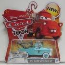 Disney Pixar Cars Toons Dr. Mater w/Mask Up