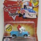 Disney Pixar Cars Toons Buck the Tooth Vendor