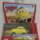 Disney Pixar Cars Luigi Pullbax