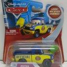 Disney Pixar Cars Dexter Hoover w/Green Flag