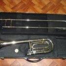 Maestro Nickel Plated Trombone w/ Case