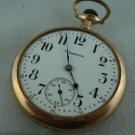 Hampden USA Gold Toned 7 Jewel Pocket Watch 3272723