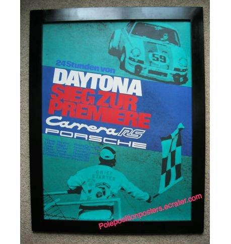 24 Stunden von Daytona, Seig zur Premiere Carrera RS 1973